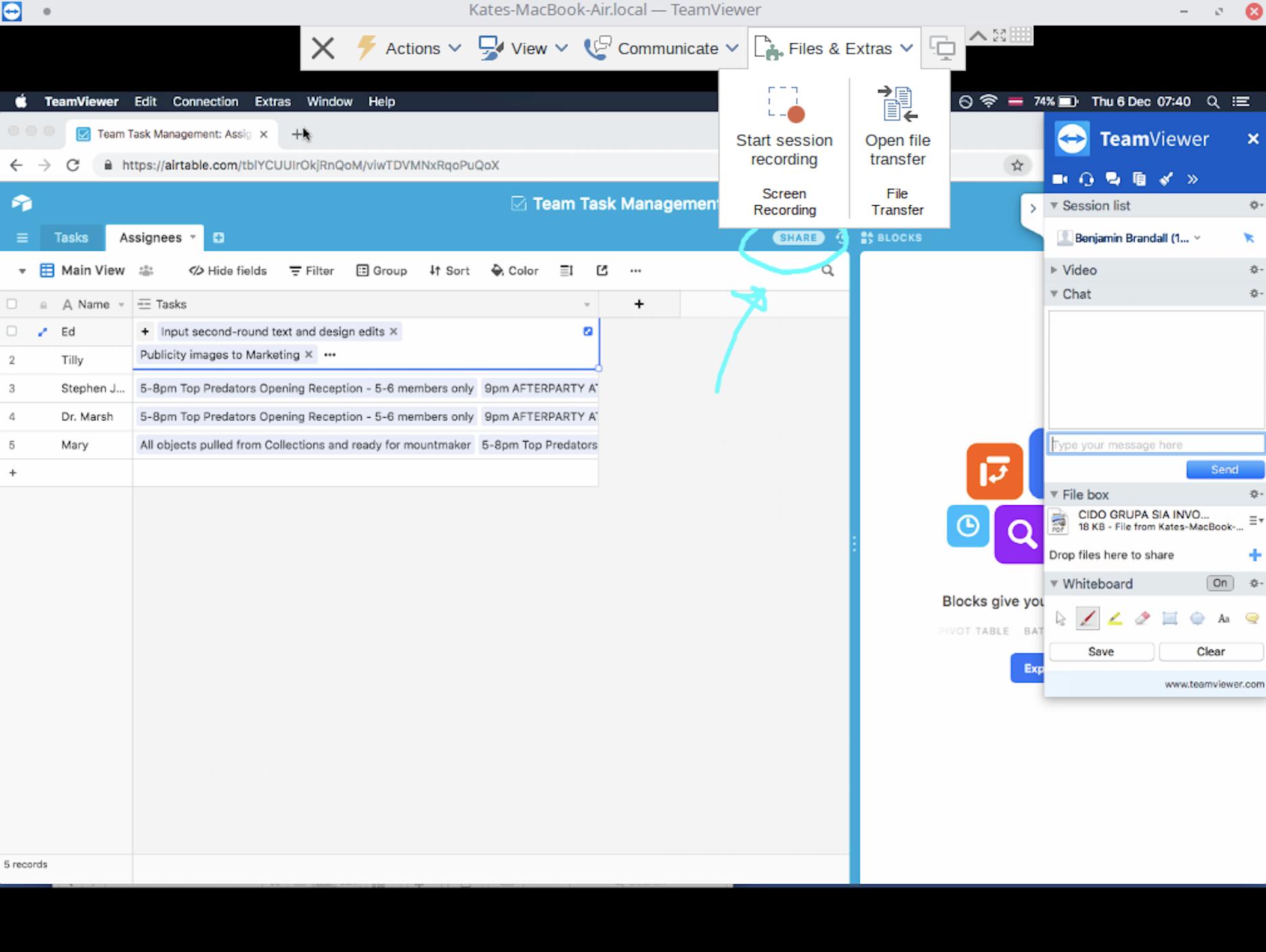 The Best Screen Sharing Software Zapier