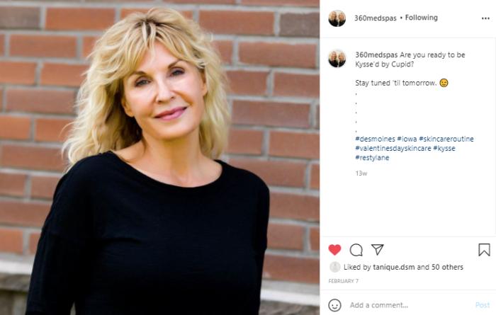 An Instagram post teasing a launch