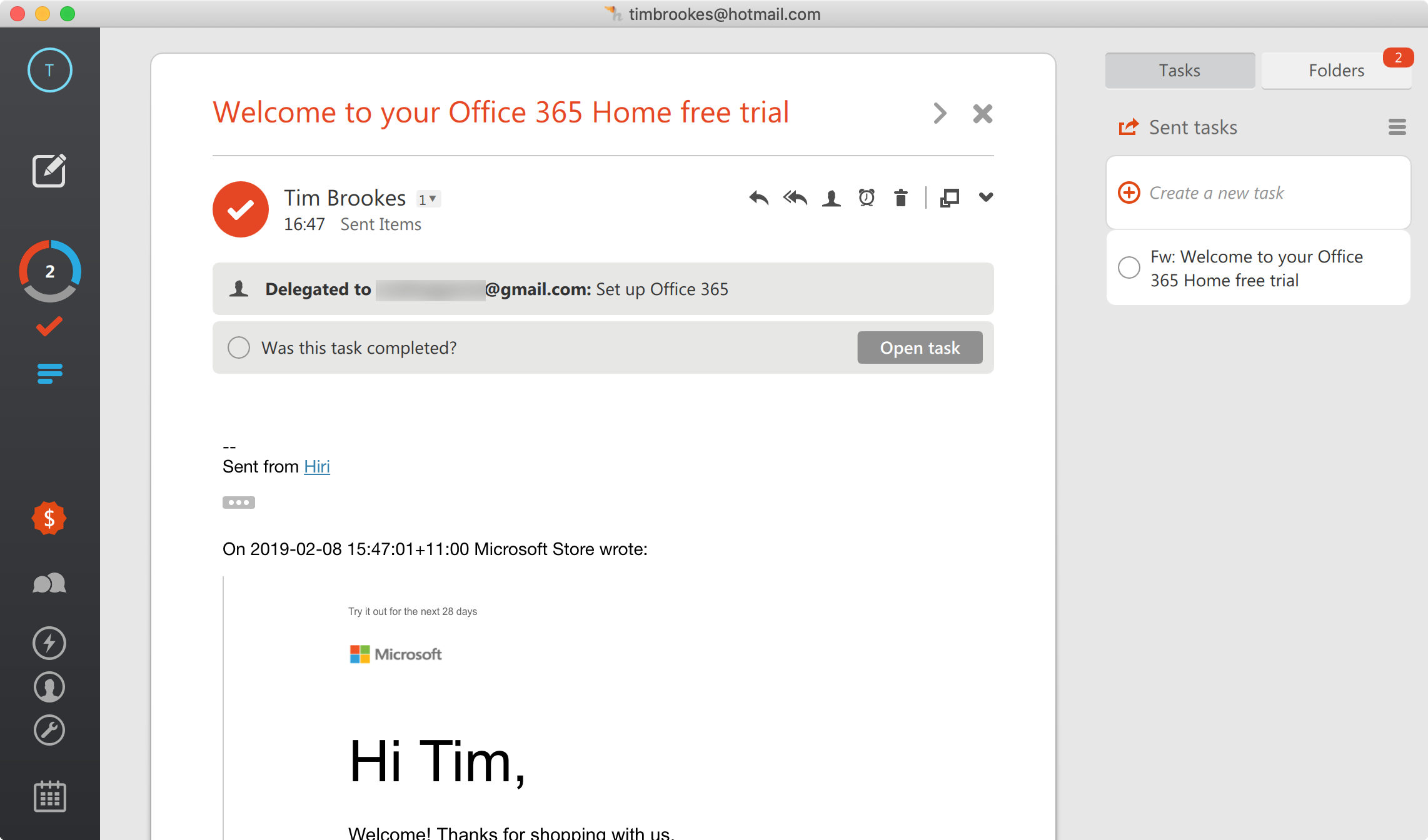 Free Email Client For Mac Os X