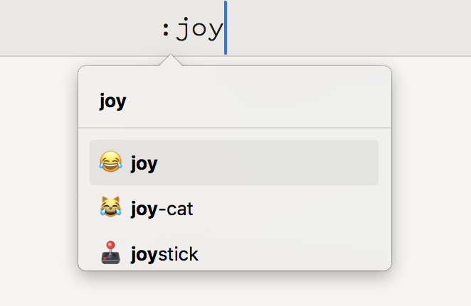 Rocket emoji for Mac