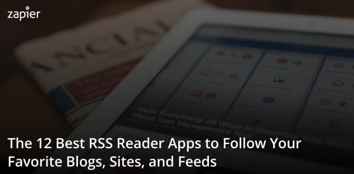 Best RSS feed reader apps