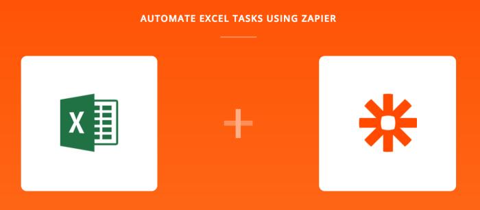 Zapier Excel Integrations