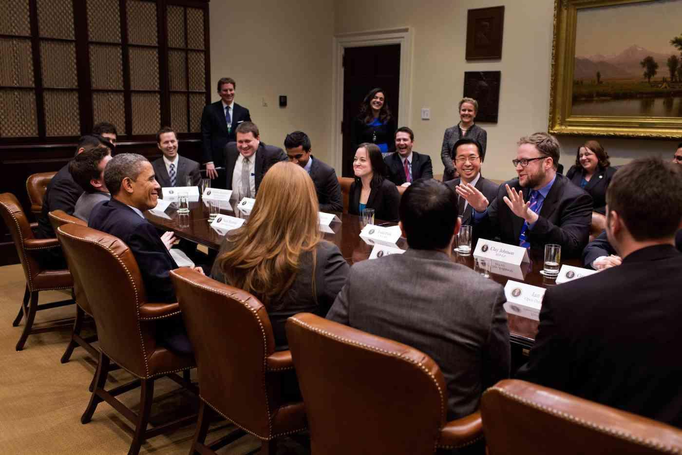 Presidential Innovation Fellows