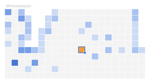 Minesweeper in Google Sheets