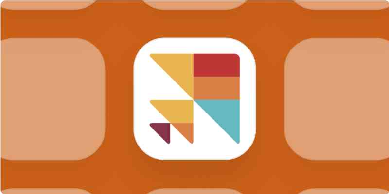 Cloze logo on an orange background.