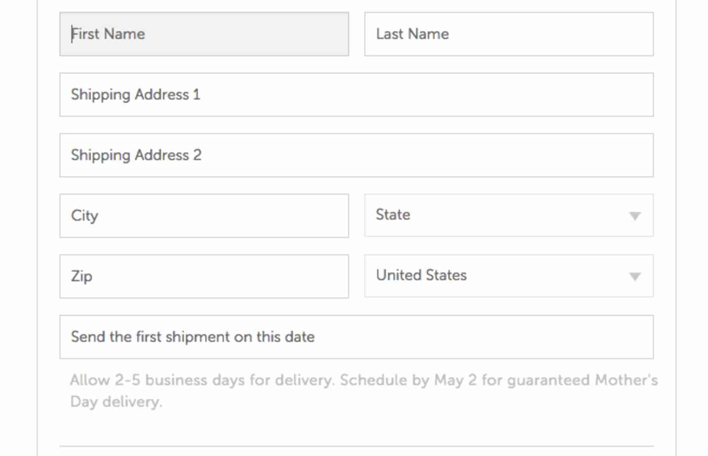 fill form text expander