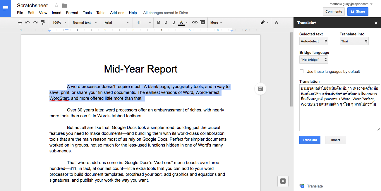 The 32 Best Google Docs Add Ons I need to delete an extra page on my google doc. the 32 best google docs add ons