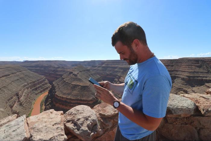 David in Utah