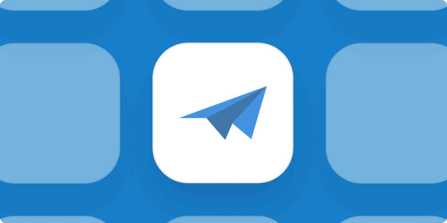 Siteglide app logo on a blue background.
