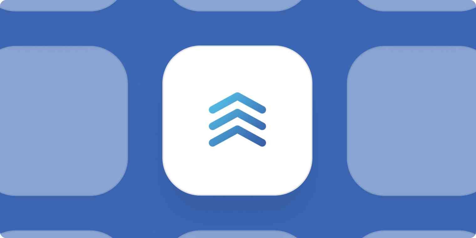 Follow Up Boss app logo on a blue background