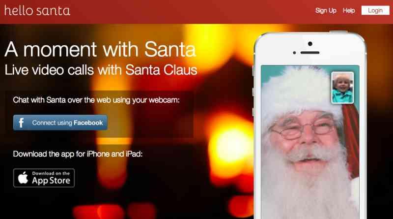 call-santa-app-story primary img