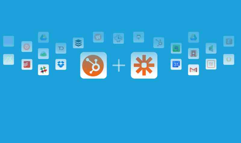 hubspot-crm-and-zapier primary img