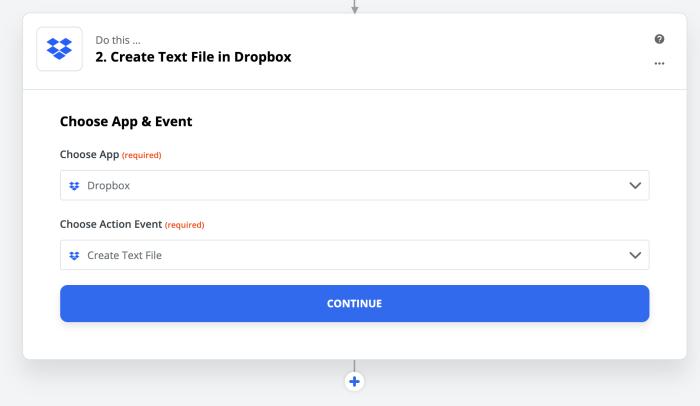 Using Dropbox