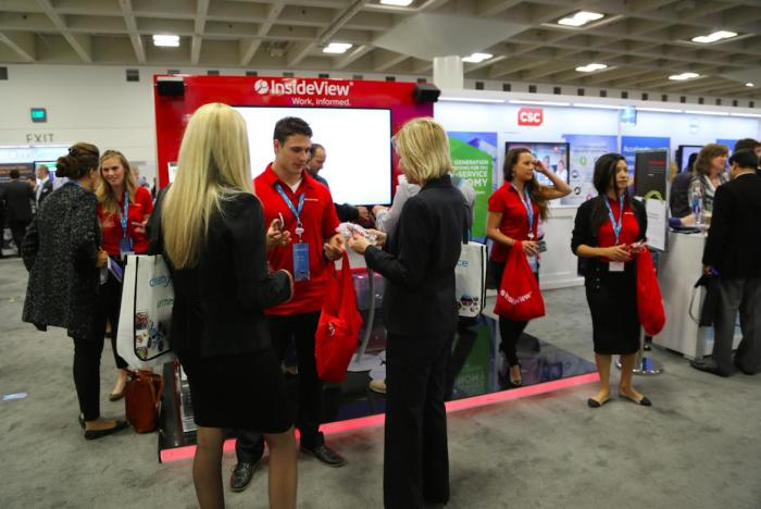 Trade shows can be a great way to acquire new customers