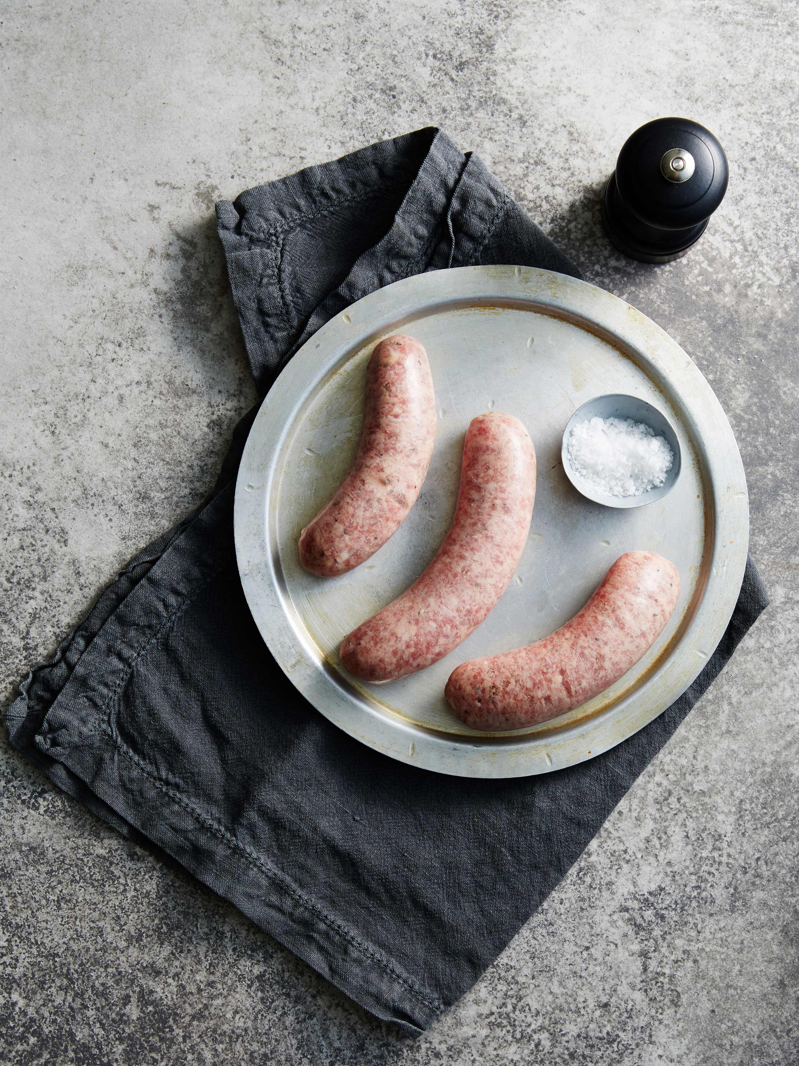 Continental Pork Sausage