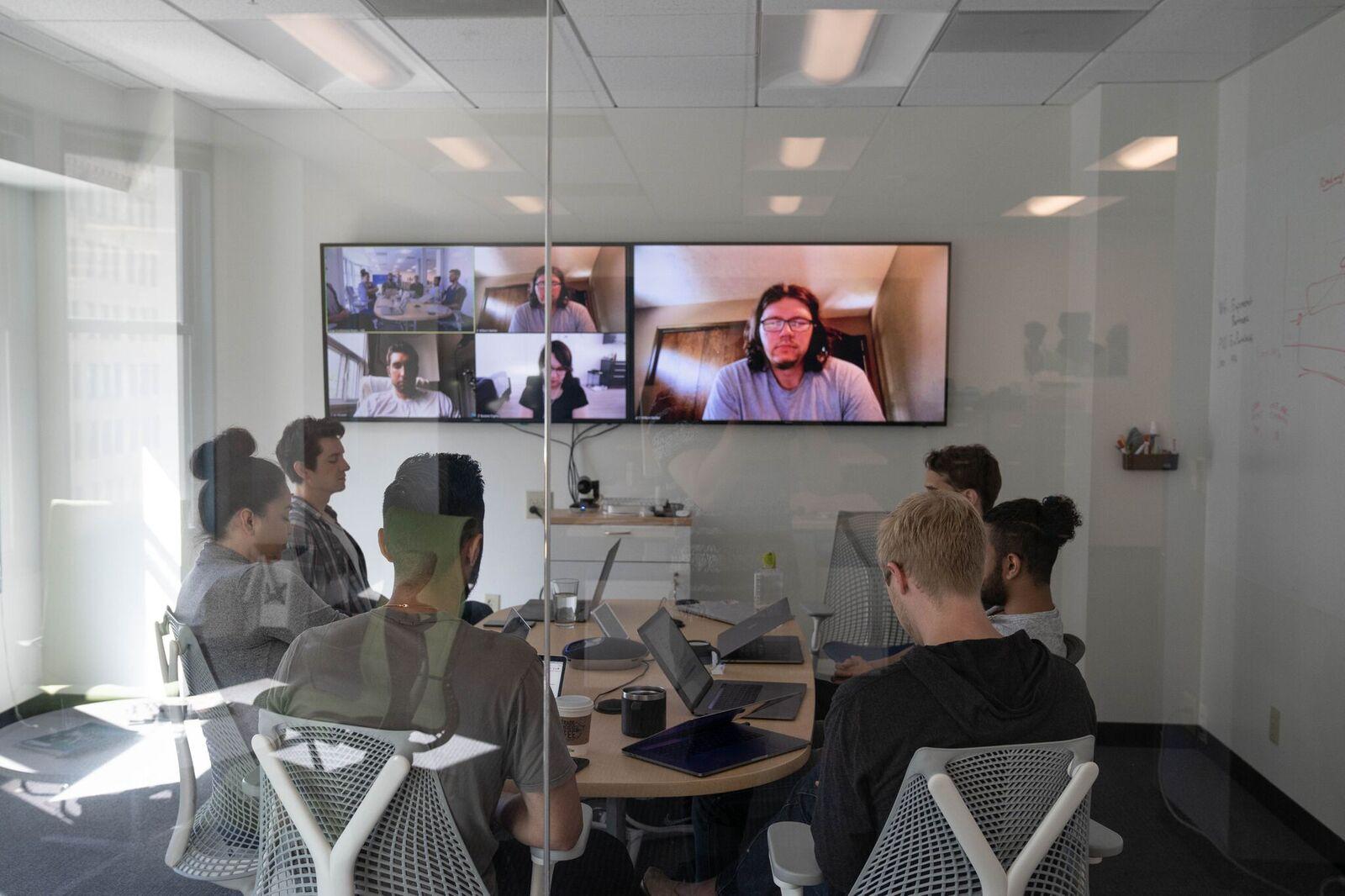 Loom team meeting
