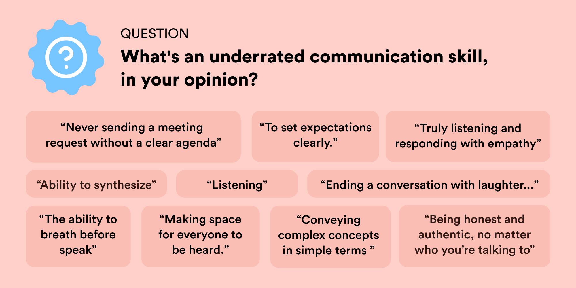Underrated communication skills poll (large)