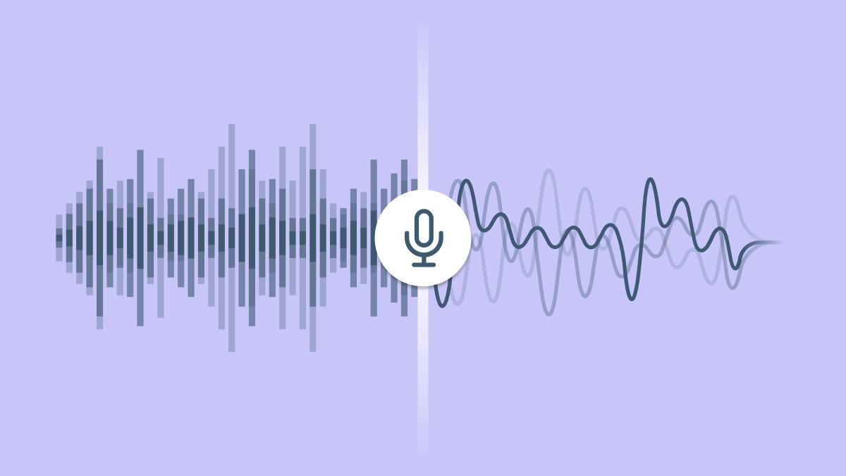 Record internal audio blog asset