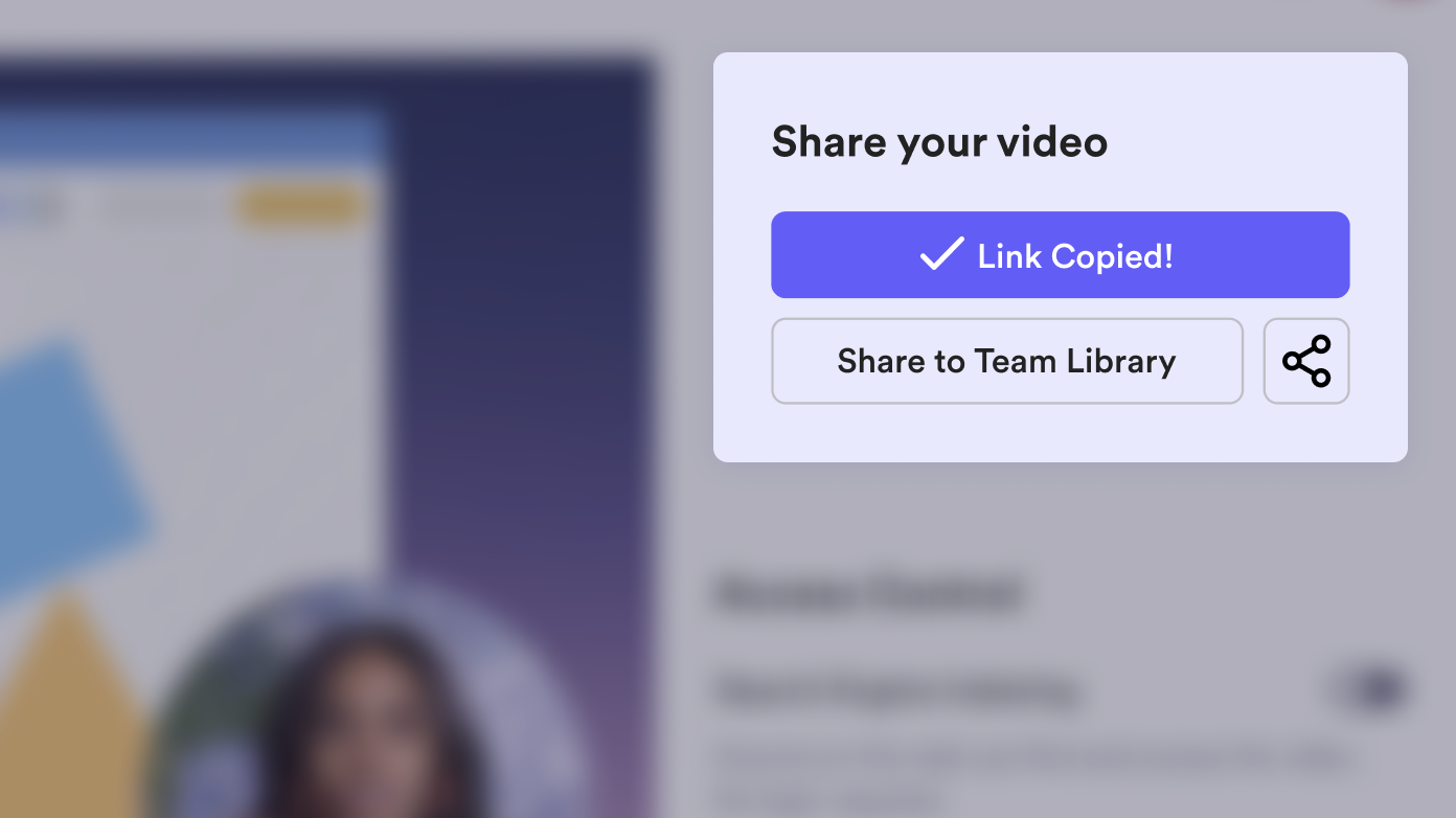 Instant Sharing