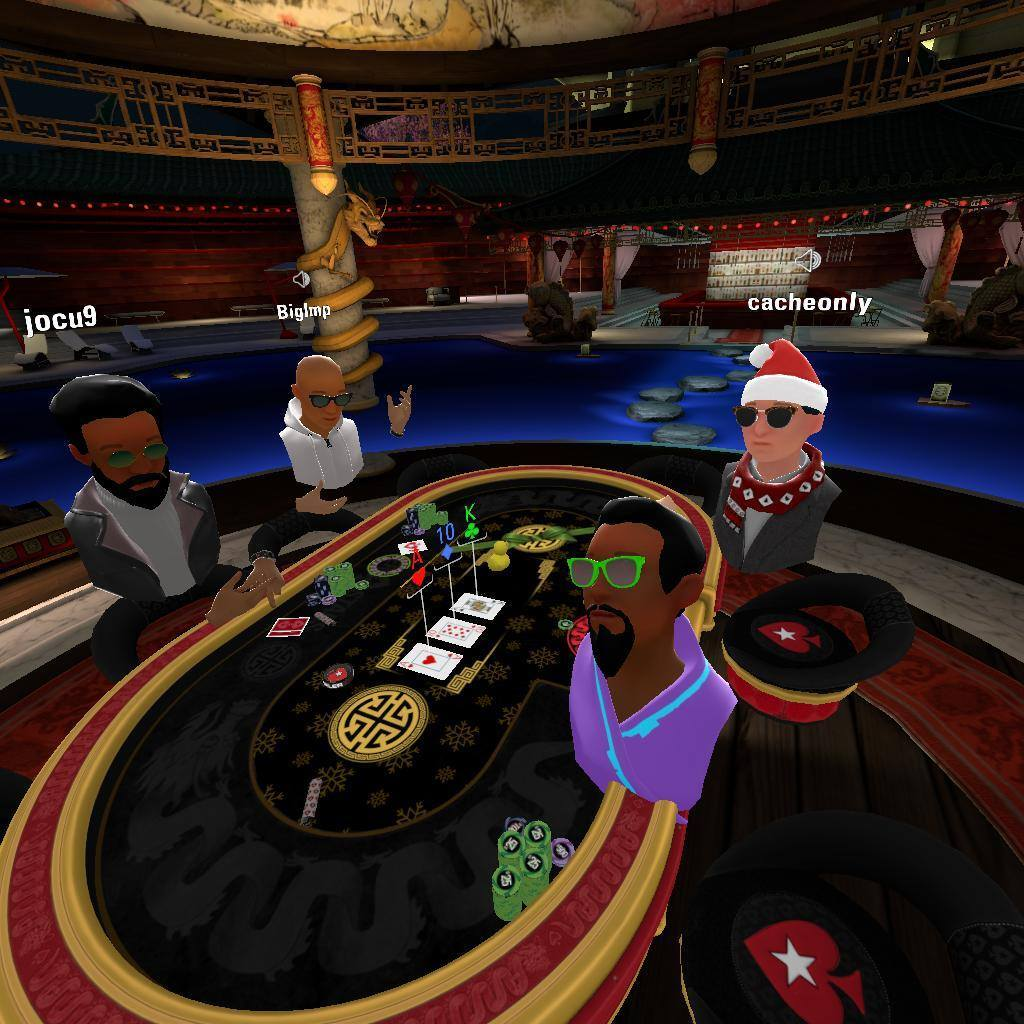 Ashwin virtual offsite casino game