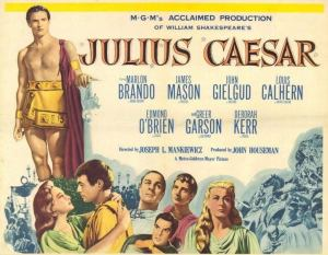 Vince would quote scenes from Julius Ceasar, played by his idol Marlon Brando, following criminal acts.