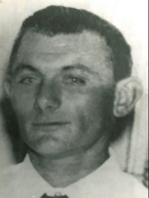Tommy Allan, the jug-eared Bodgie who vanished in 1964.