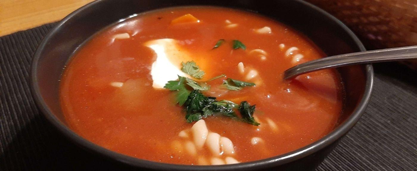 Zupa pomidorowa w wyjątkowej odsłonie