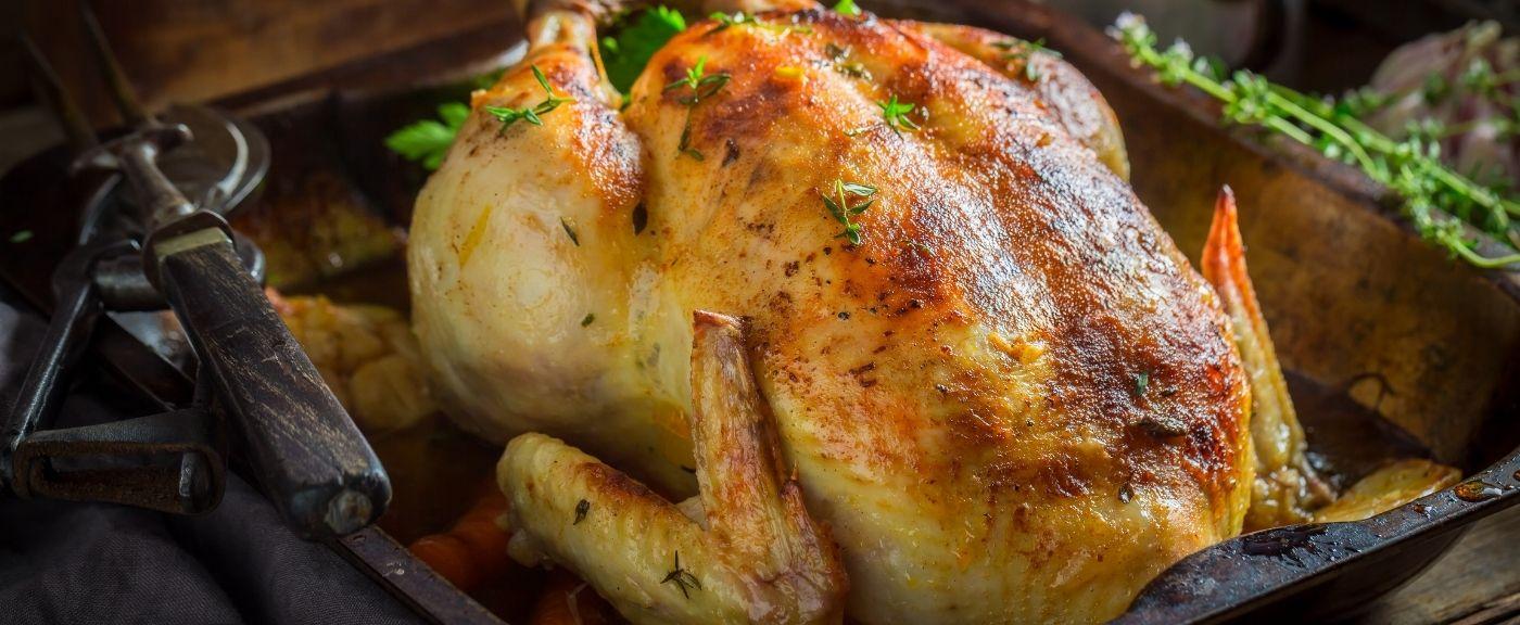 Jak upiec najlepszego kurczaka?