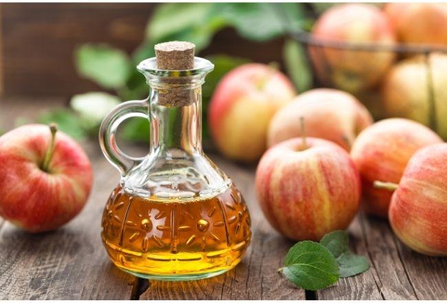 Ocet jabłkowy w trosce o zdrowie