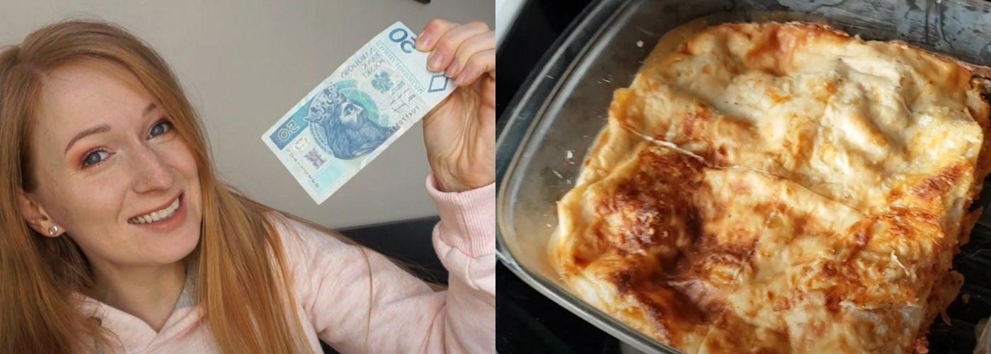50 zł za jedzenie na cały tydzień
