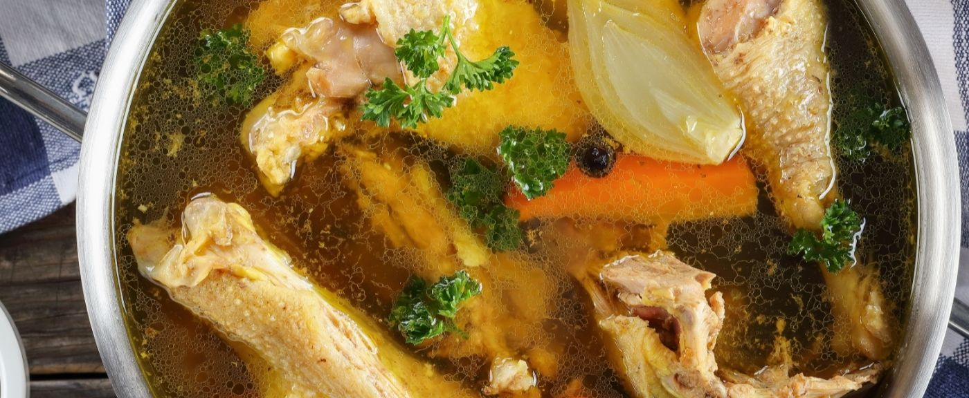 Rosół z curry