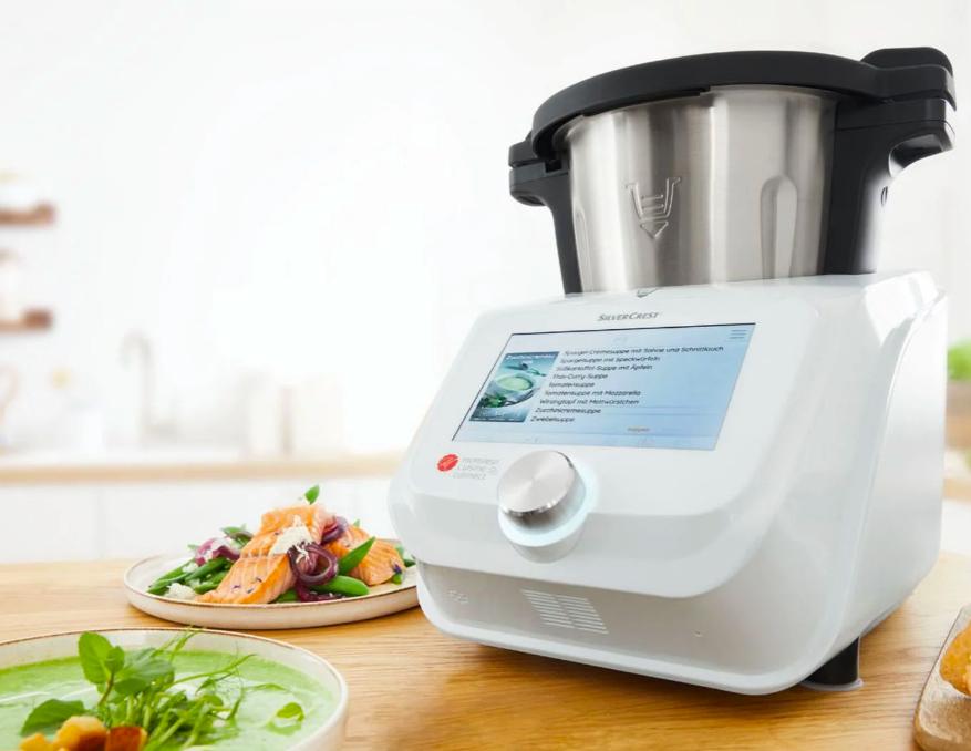 robot kuchenny lidl