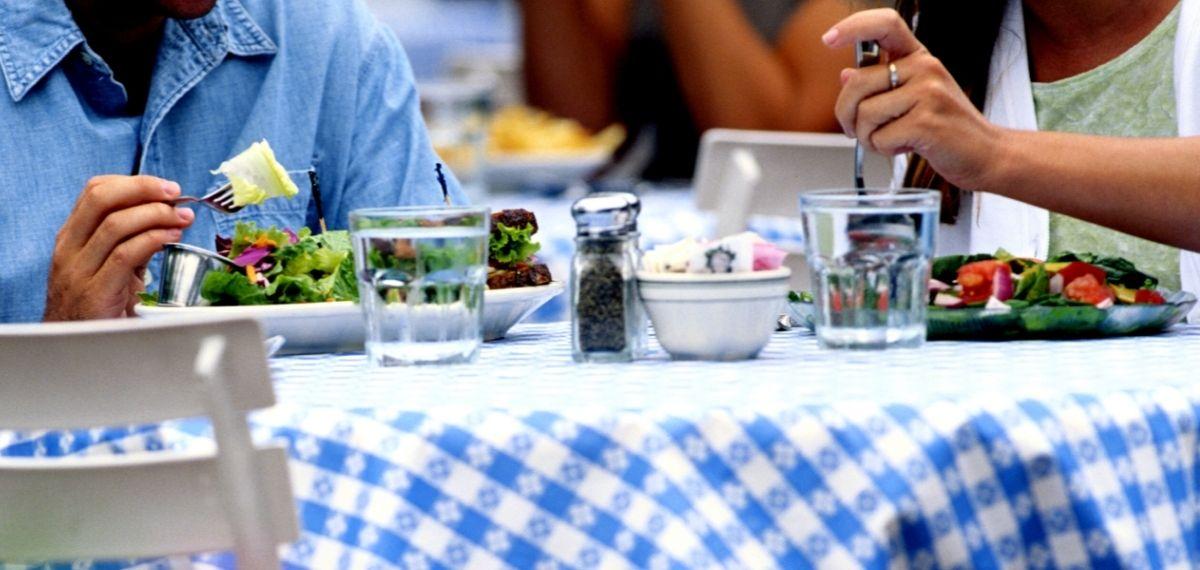 Polacy w restauracji