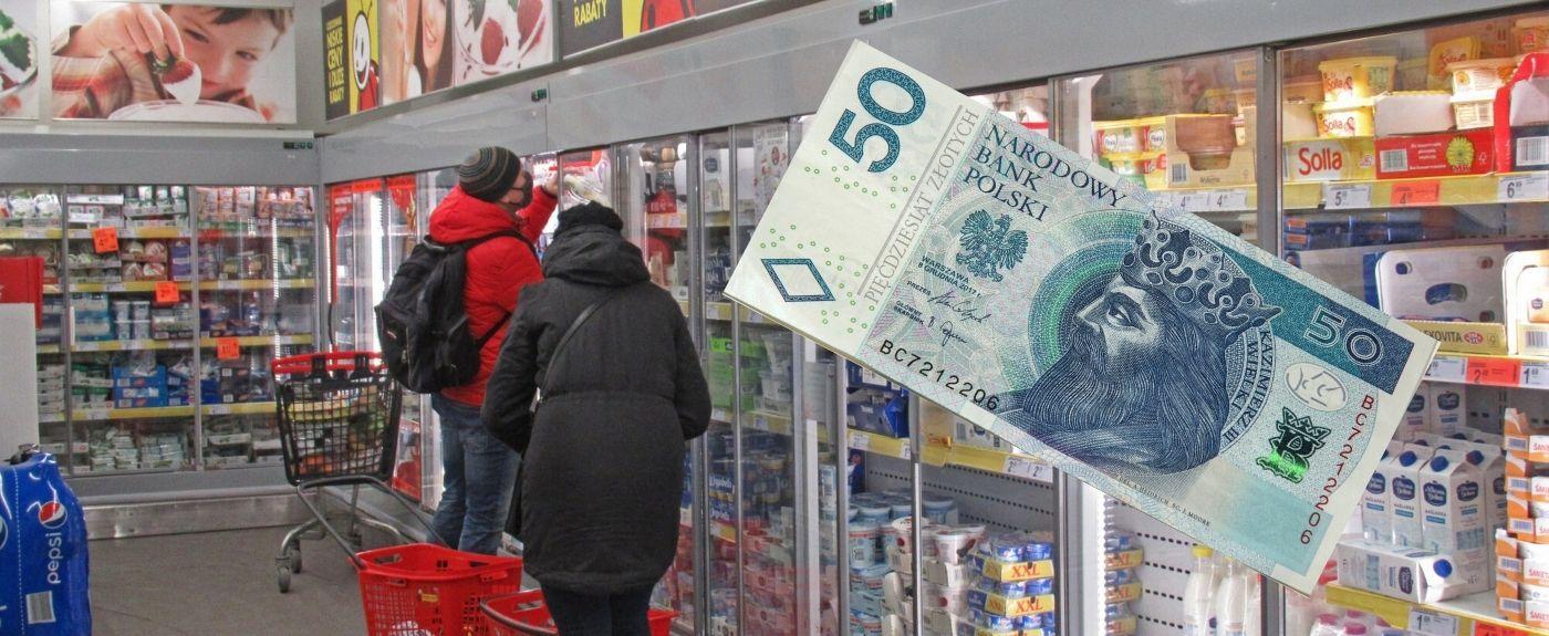 Pieniądze - czy 50 złotych wystarczyło?