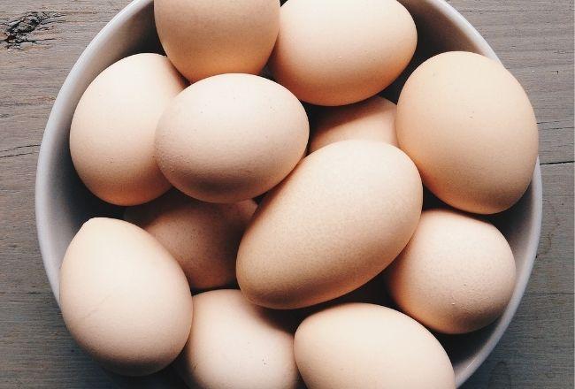 Jajka mogą mieć różne kształty