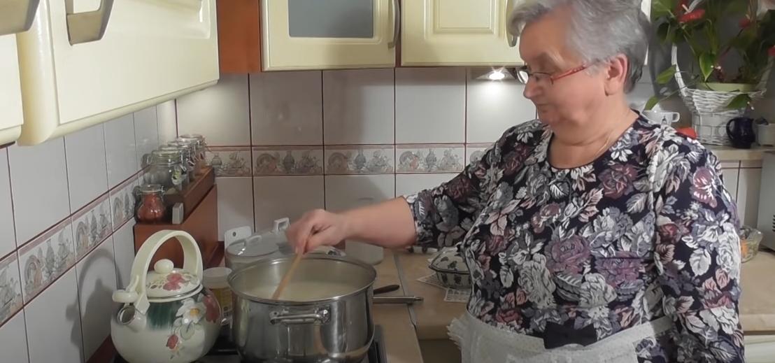 Barszcz biały babci Basi