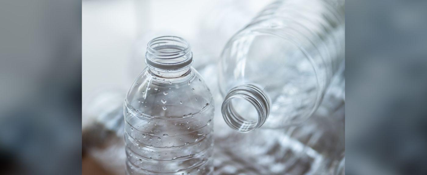 Plastikowe butelki można wykorzystać ponownie