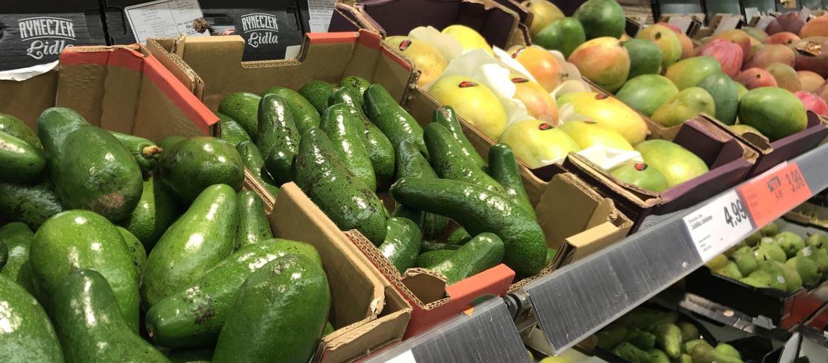 Lidl przecenia owoce i warzywa