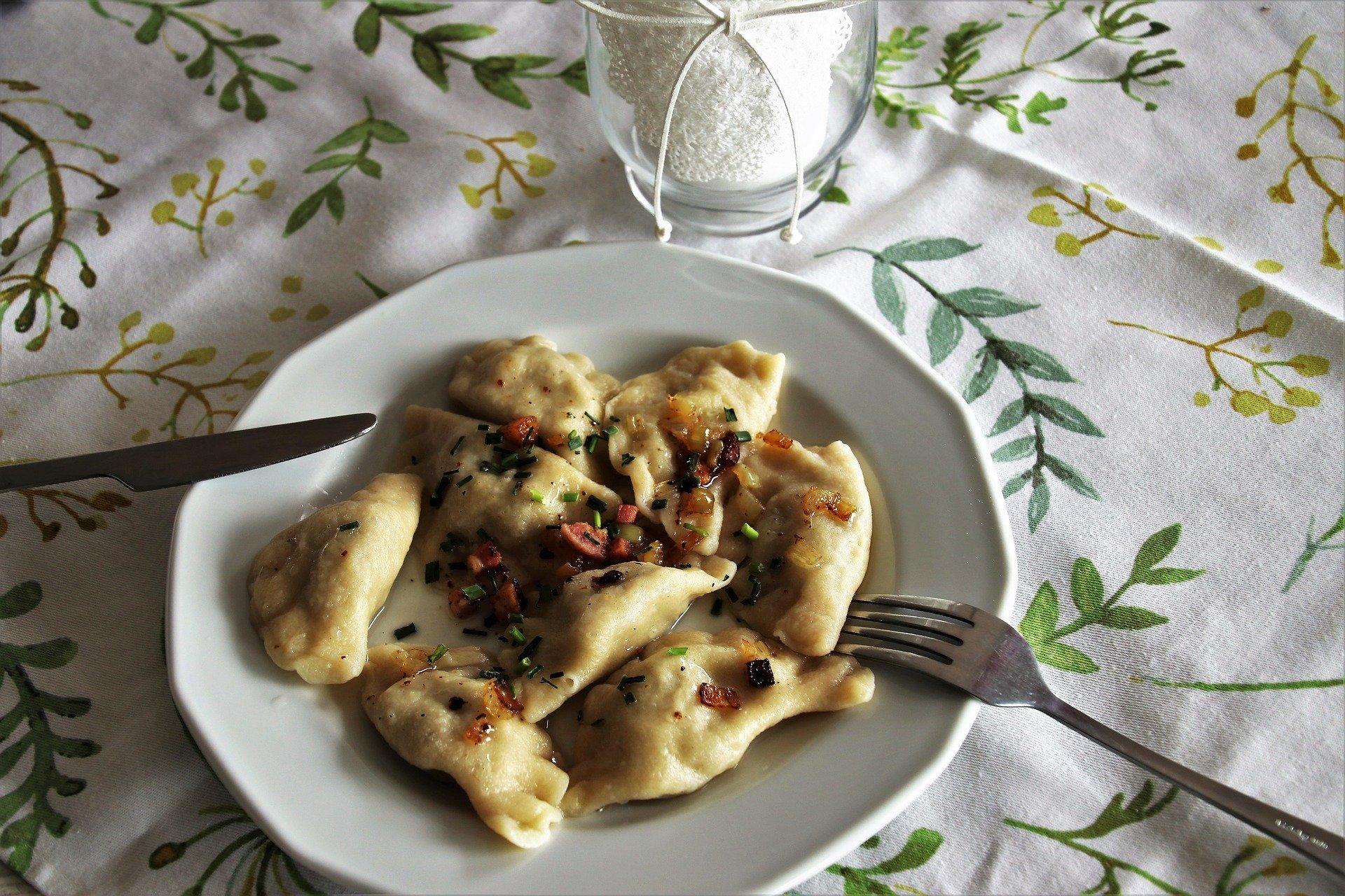 Pierogi są jedną z ulubionych potraw Polaków