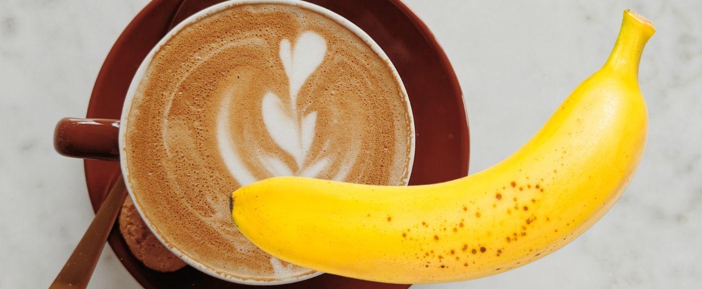 Kawa i banany