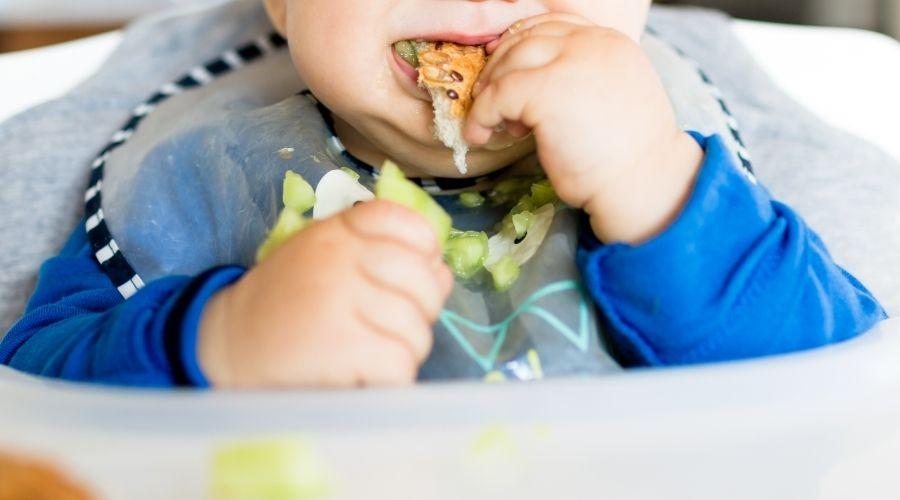 Dziecko nie może przestać jeść