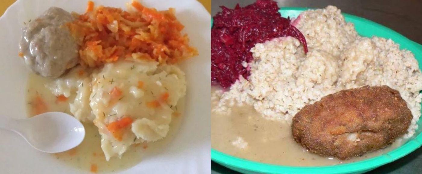 Jedzenie w szpitalach i więzieniach