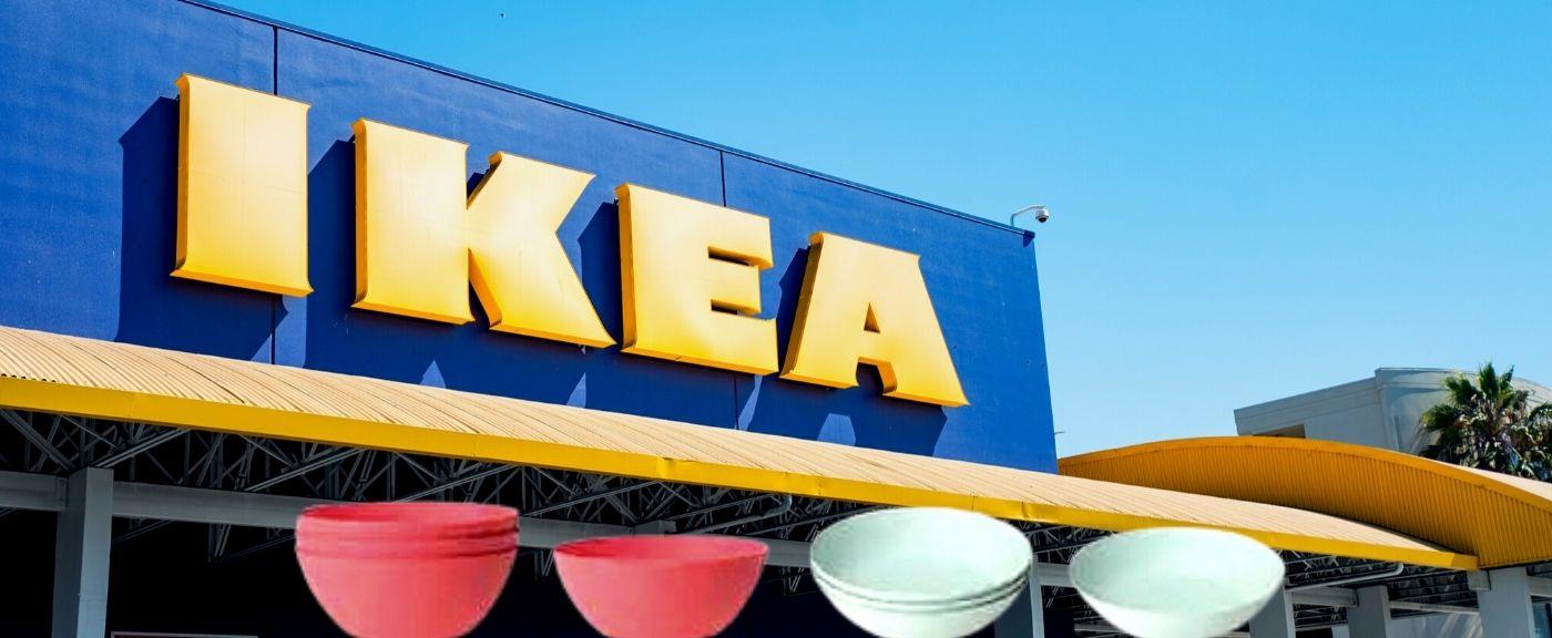 IKEA prosi o zwrot naczyń