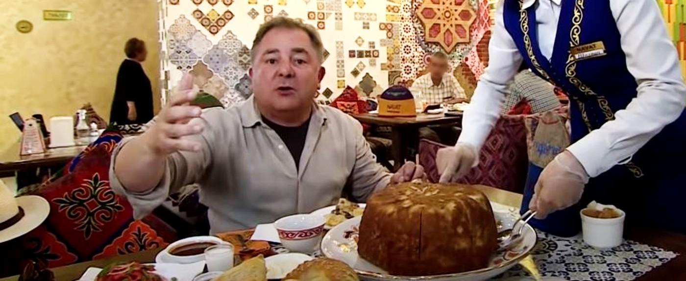 Robert Makłowicz zaprezentował niecodzienny smakołyk