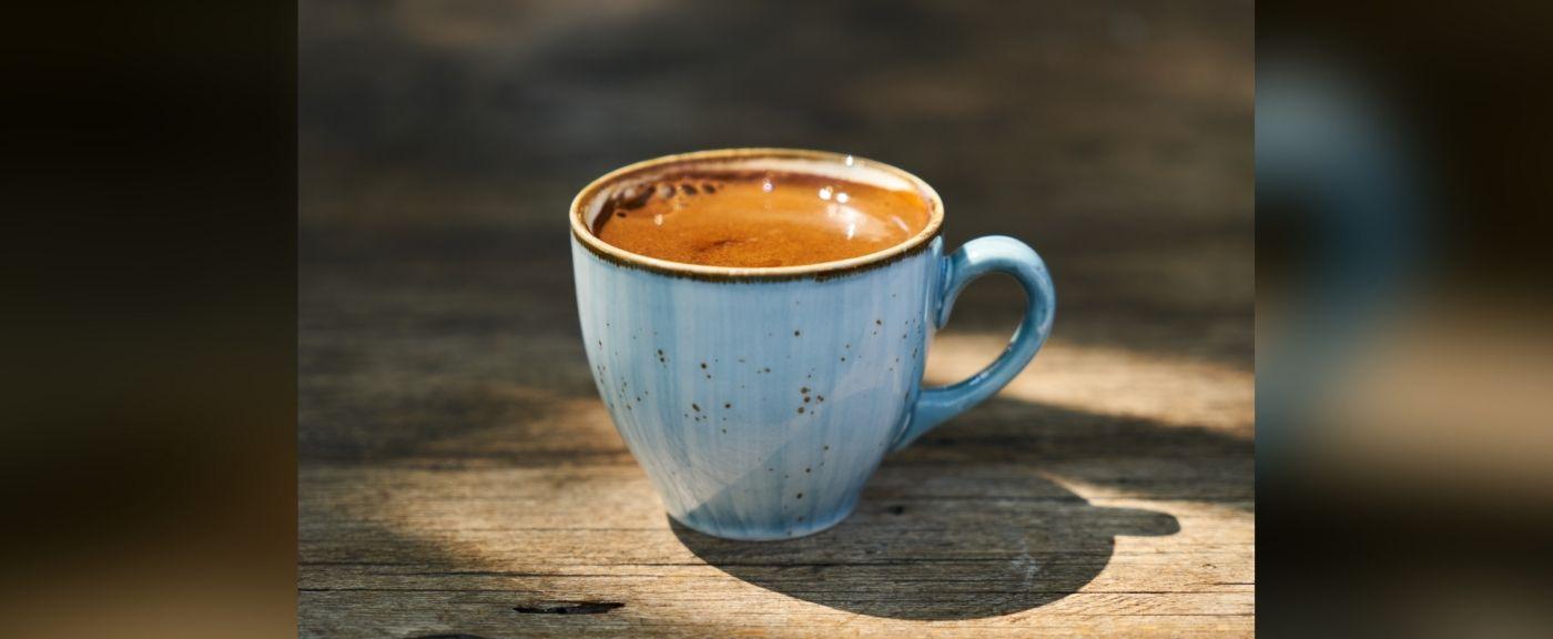 Kawa może być zastąpiona czymś innym