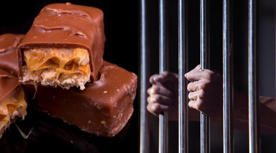 Kradzież batonika może skończyć się więzieniem