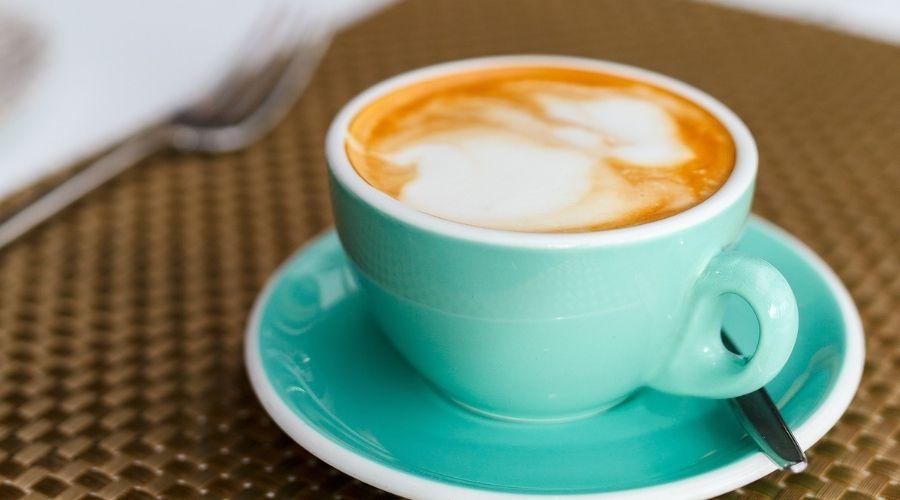 Kawa z imbirem jest bardzo zdrowa