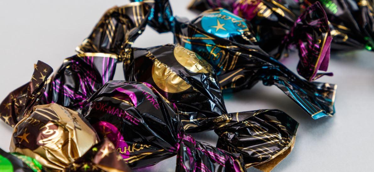 Cukierki skrywały przykrą niespodziankę