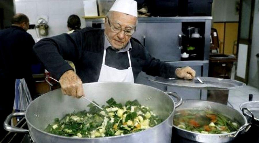 Uwielbiany kucharz zmarł
