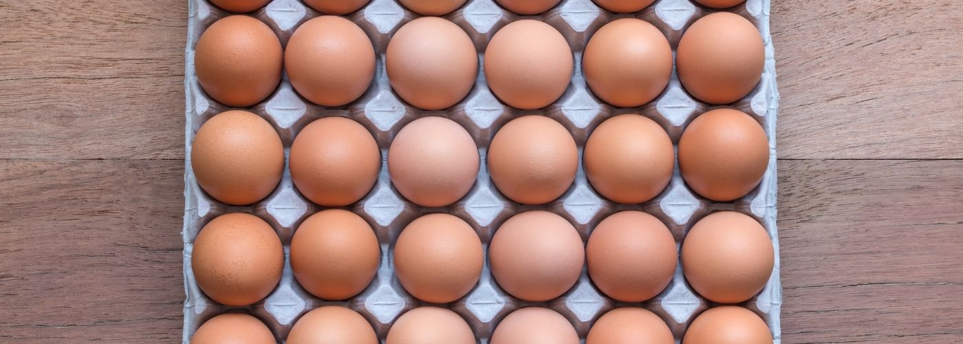 Wycofywane są jajka z chowu klatkowego